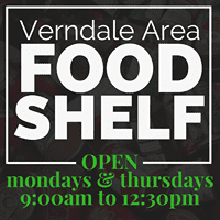 Verndale Area Food Shelf