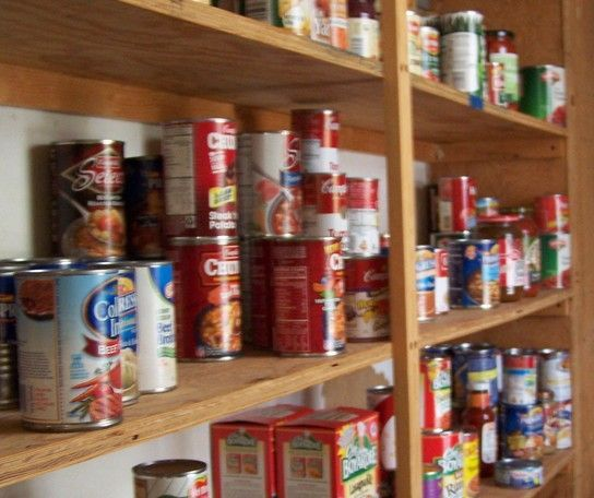 Trinity Outreach Center Food Pantry