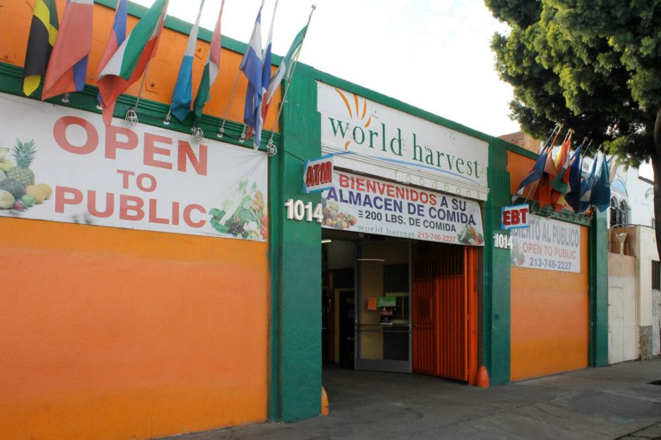 World Harvest Food Bank Hours