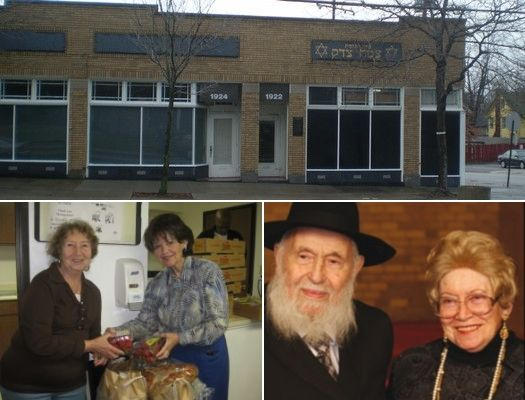Mitzvah Food Pantry