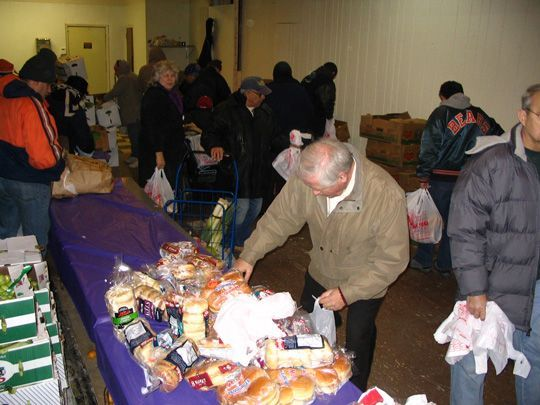 Chicago Hope Food Pantry