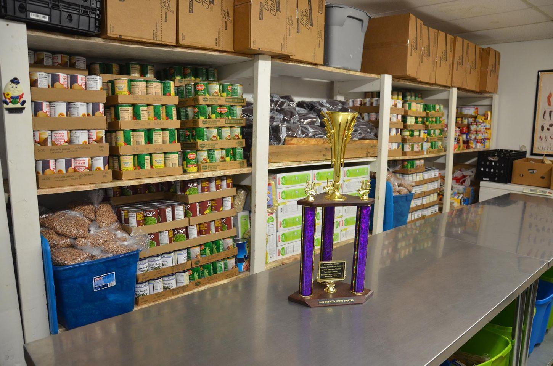 San Benito Food Pantry Inc