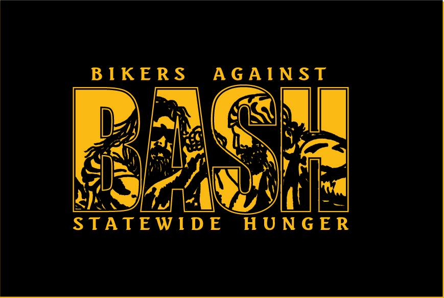 Bikers Against Statewide Hunger