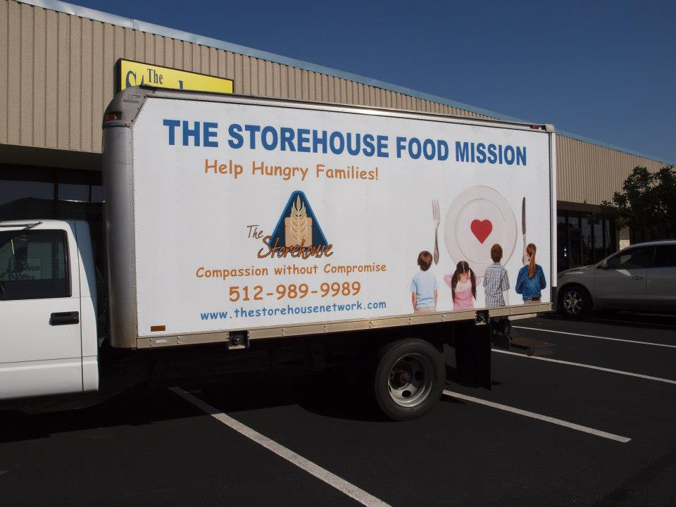 The Storehouse Food Mission