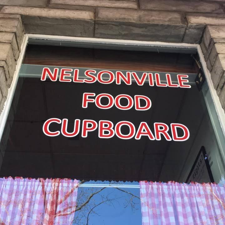 Nelsonville Food Cupboard