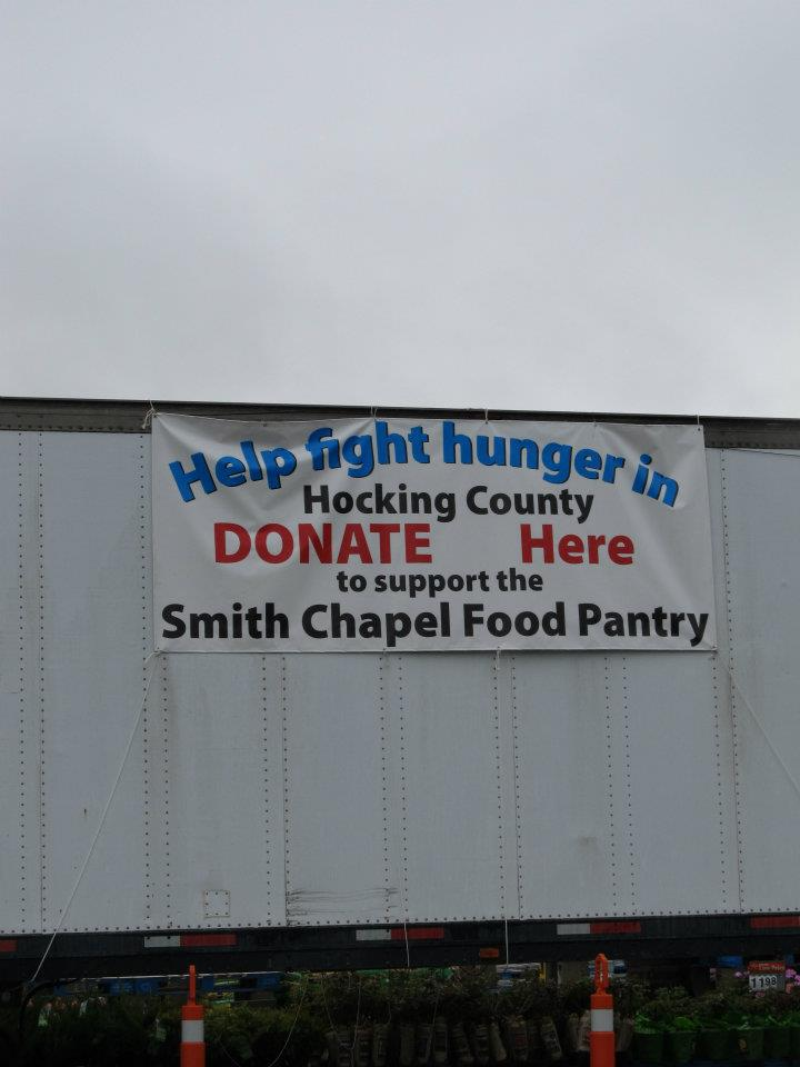 Smith Chapel Food Pantry