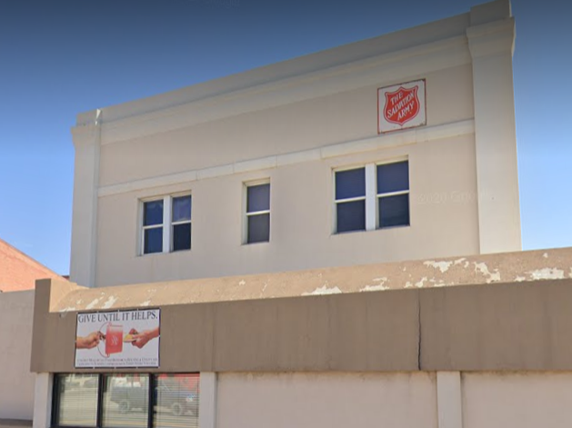 The Salvation Army Goodstein Hope Center - Food Pantry