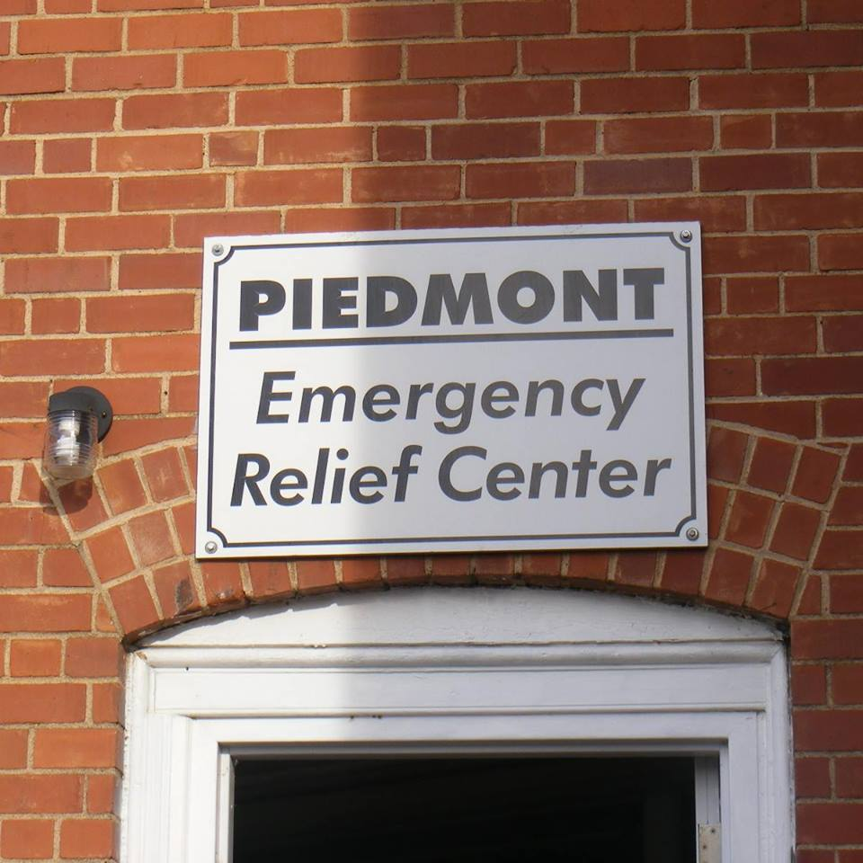 PERC Piedmont Emergency Relief Center