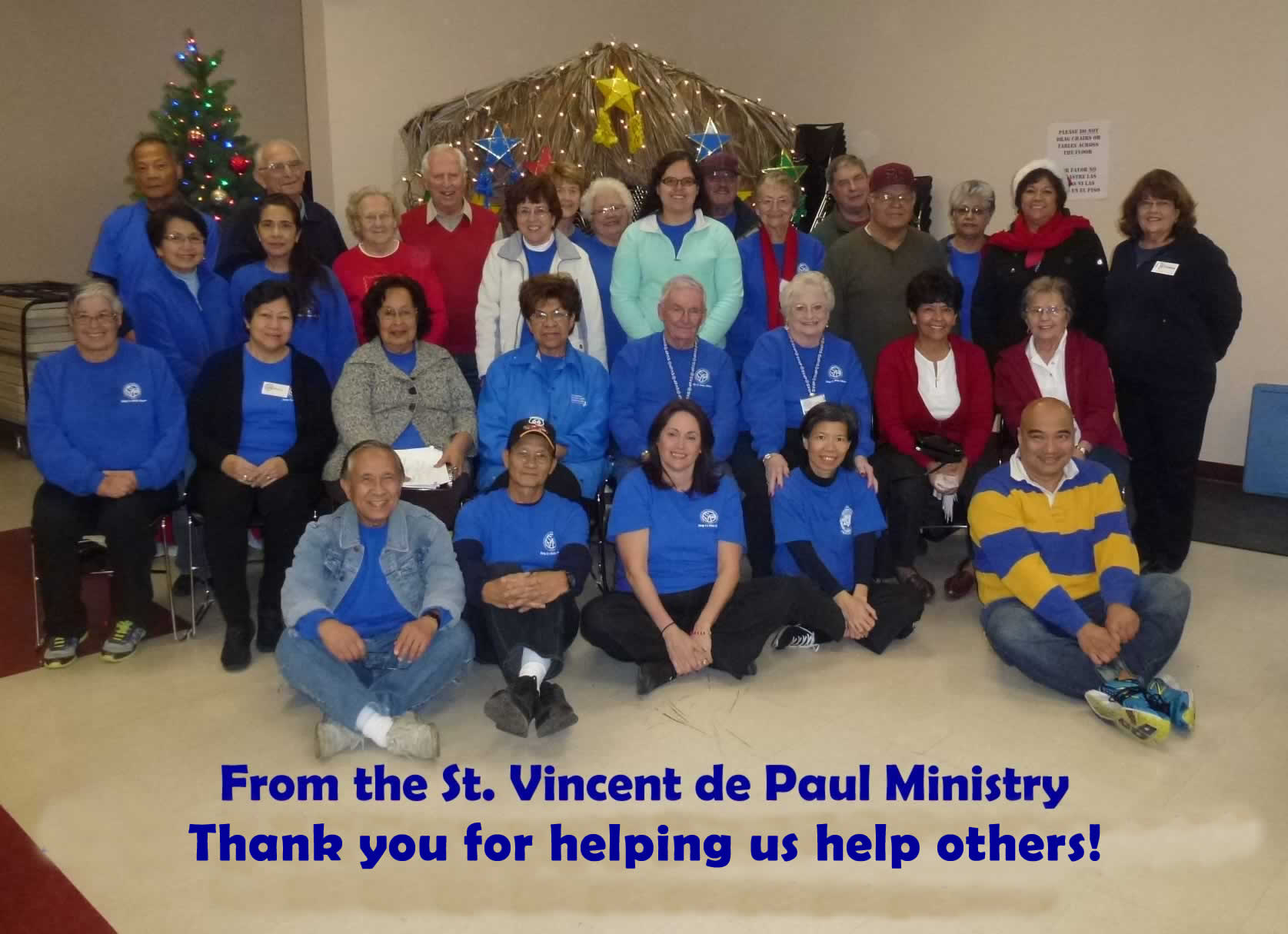 Food Pantry Immaculate Heart of Mary - St. Vincent de Paul