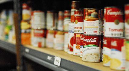 Faith United Church of Christ - Food Pantry