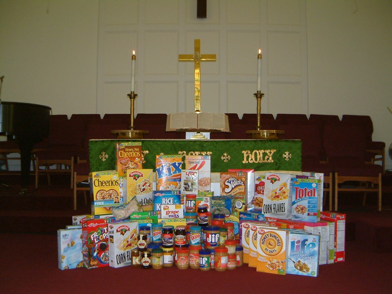 Food Pantry of First UMC of Palmetto