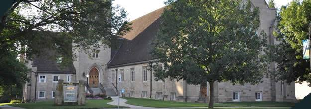 Baldwin First United Methodist Church Food Pantry