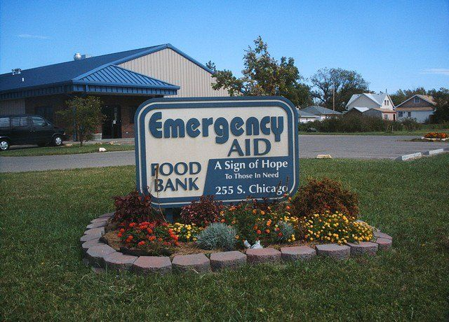 Salina Emergency Aid Food Bank