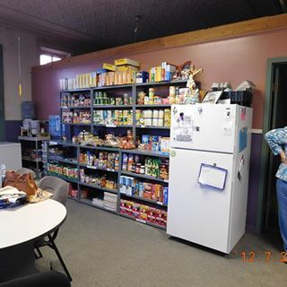 Pawnee County Food Pantry