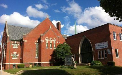 East 10th St. United Methodist Church Food Pantry