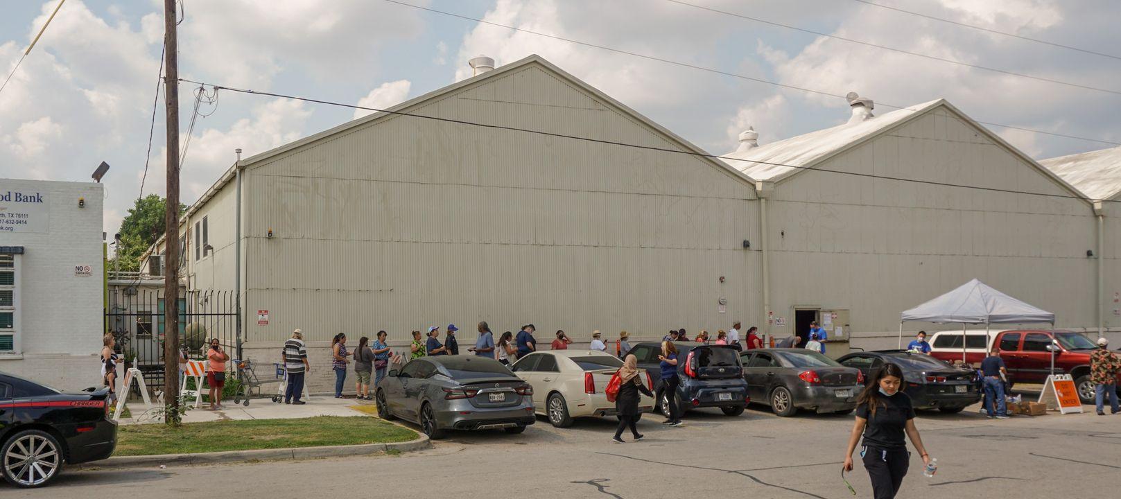 Fort Worth Community Food Bank