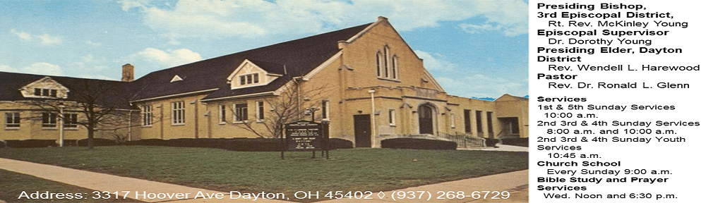 Wayman Chapel - AME Food Pantry