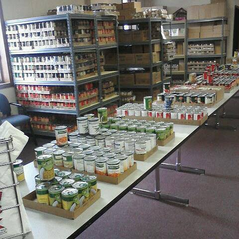 Jackson Community Food Pantry