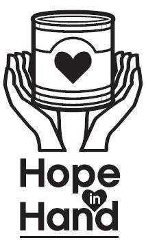 Hope in Hand Food Pantry