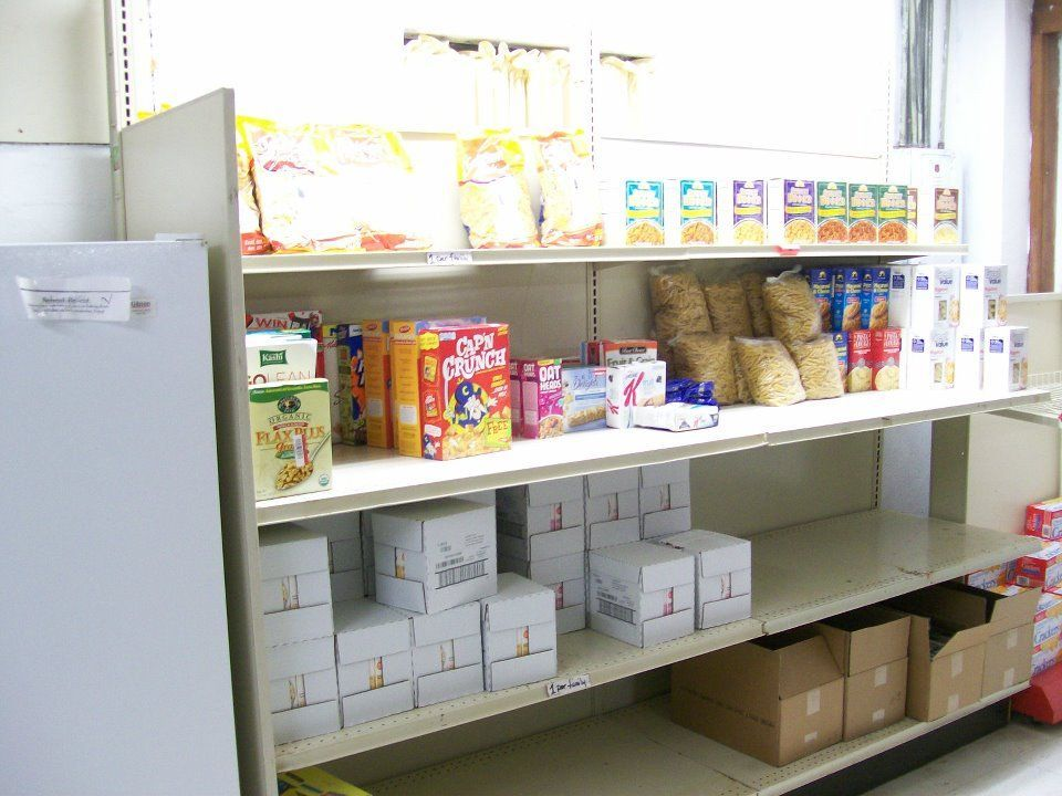 Community Food Pantry of Butler
