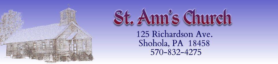 St Ann\'s Food Pantry
