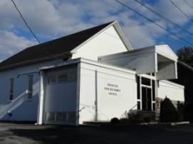 Ebenezer New Reformed Church Food Pantry