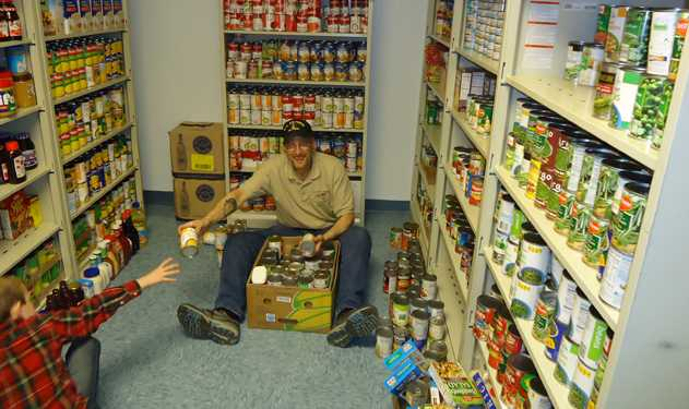 Brewer Area Food Pantry