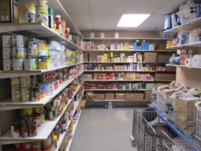 Reach - Food Pantry