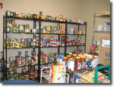 Gayton Baptist Care Minisitries Food Pantry
