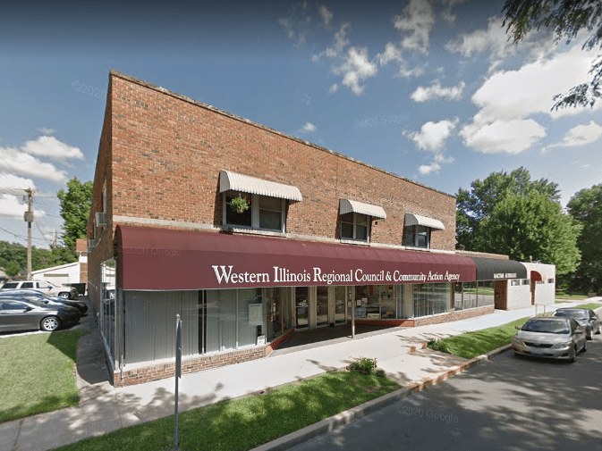 WIRC-CAA Food Pantry