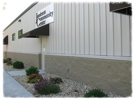 Jamieson Community Center Pantry