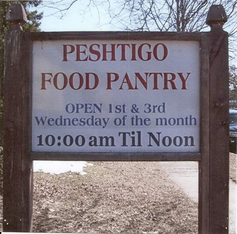 Peshtigo Food Pantry