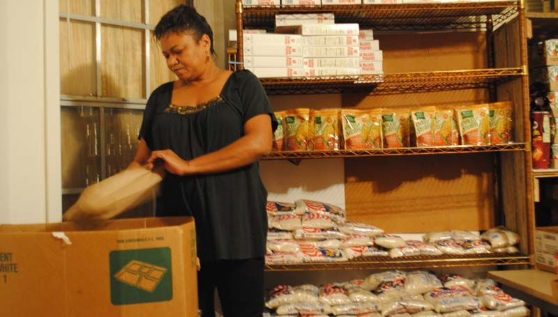 Bethel Ame Church ( Sons of Allen)  Food Pantry