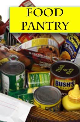 Belle Center Food Pantry
