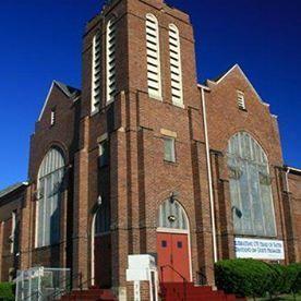 Humboldt Parkway Baptist Church