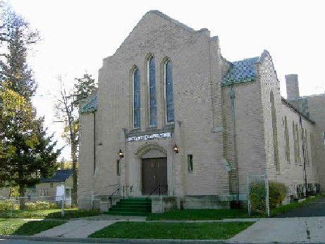 Macedonia Baptist Church Pantry