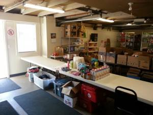 Tri Community Food Pantry
