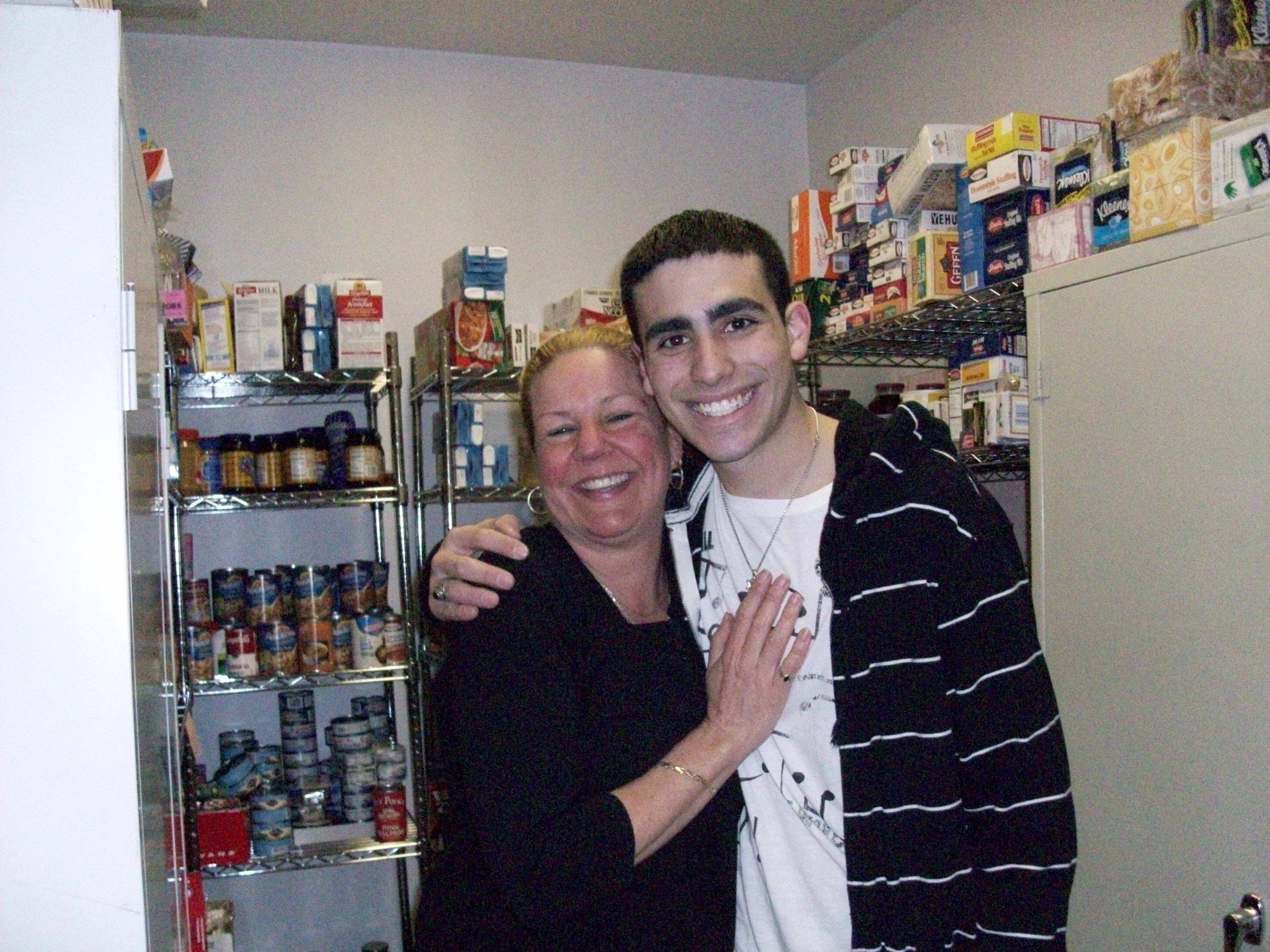 First Step Food Pantry- Jewish Family & Children's Service of Monmouth