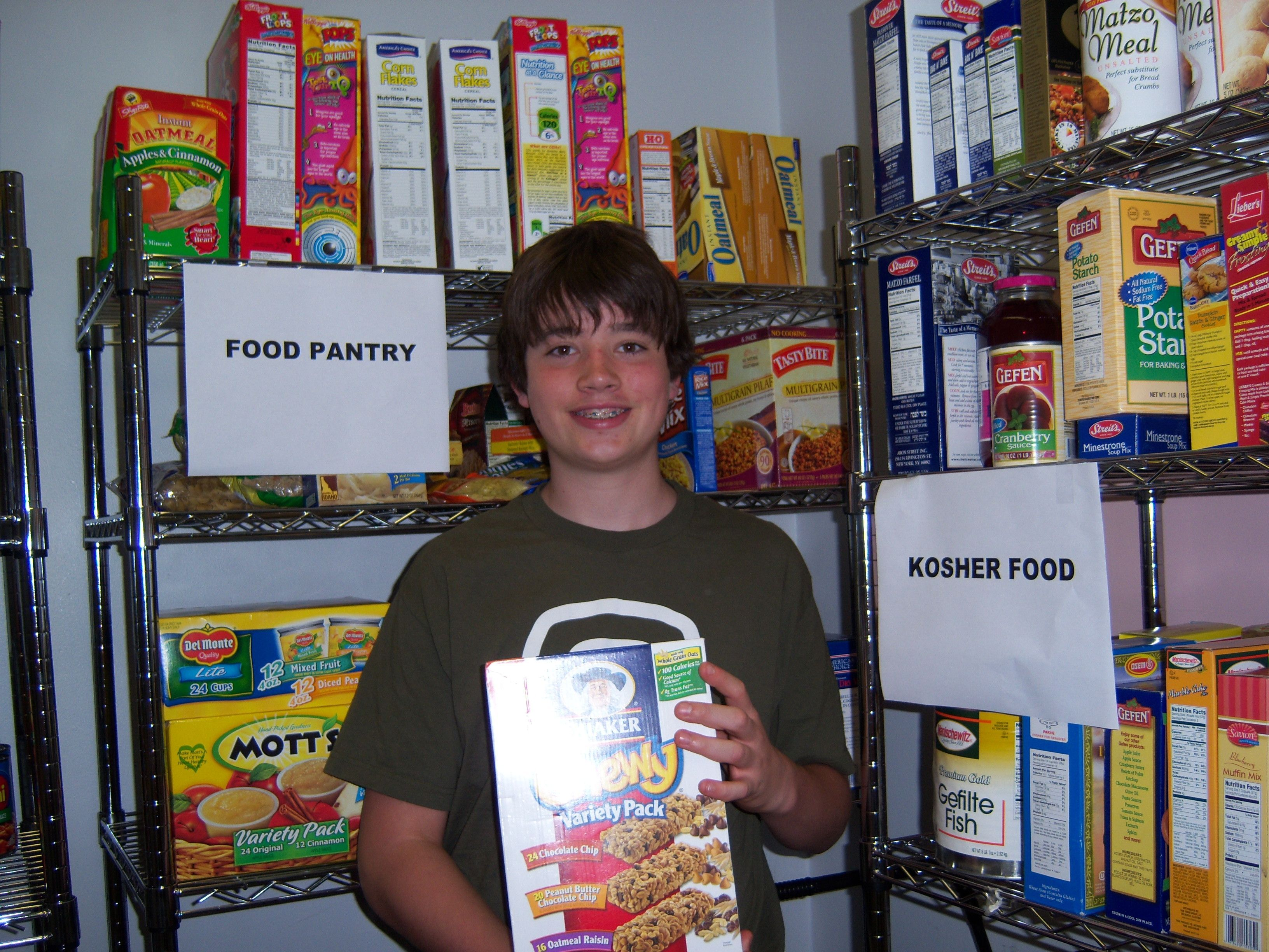 First Step Food Pantry Jewish Family Amp Children S Service