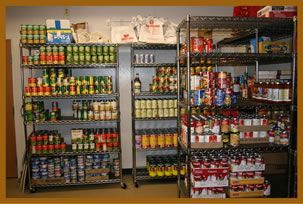 Riva Trace Baptist Church Food Pantry