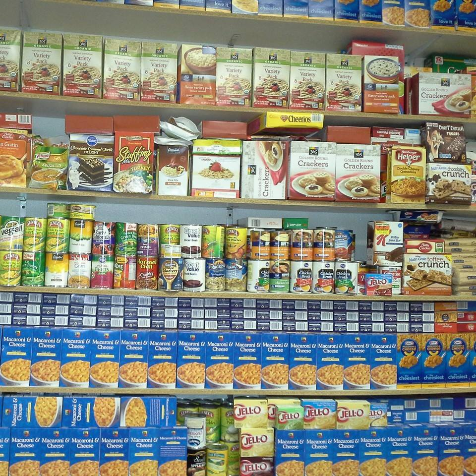 Nevada Food Pantry