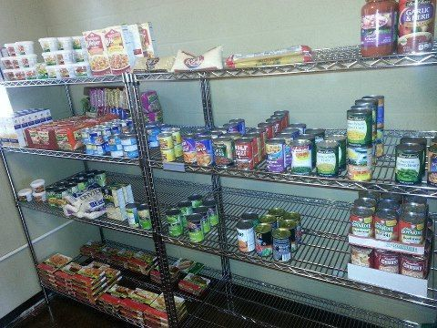Holy Trinity Community Church Food Pantry