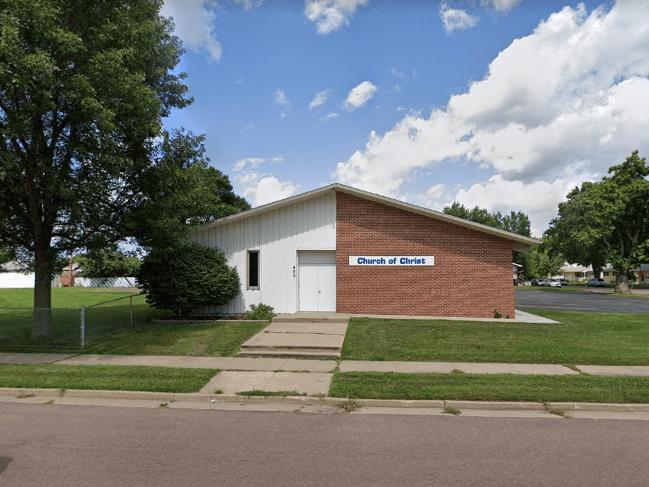 Church Of Christ On 41St St.