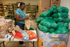 S. M. Wright Foundation - South Dallas Community Food Center