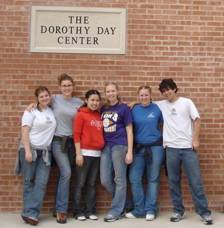 St Charles Borromeo Catholic Church - Dorothy Day Center