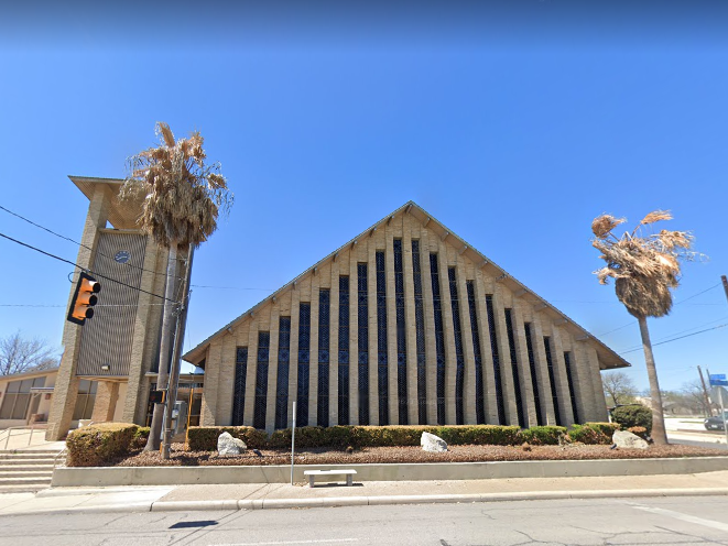 Antioch Baptist Church San Antonio