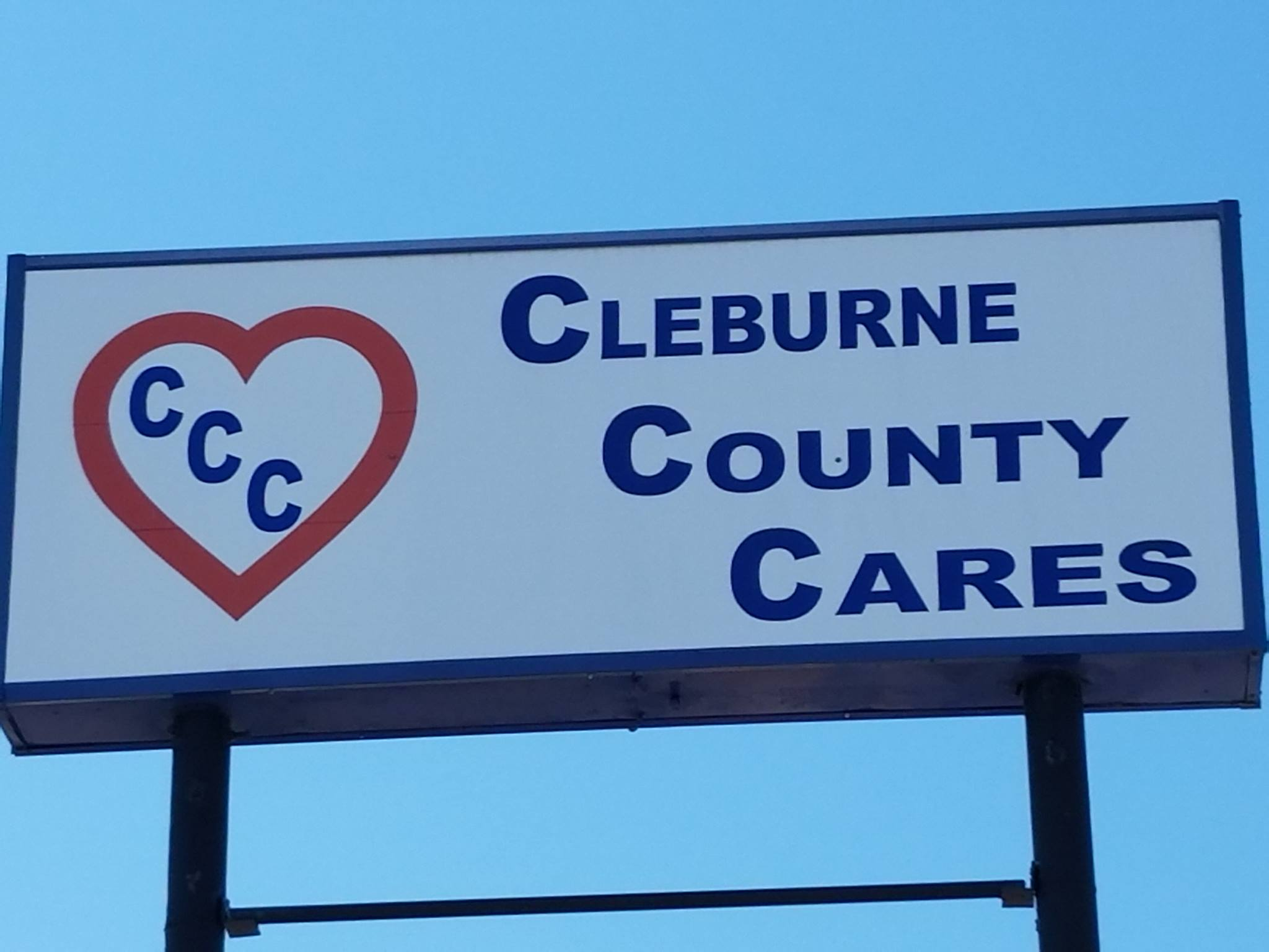 Cleburne County Cares