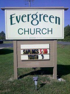 Evergreen Church