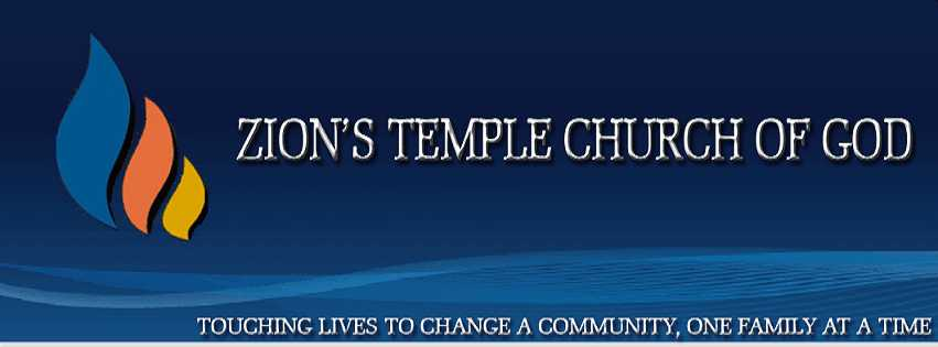 Zion'S Temple Church Of God