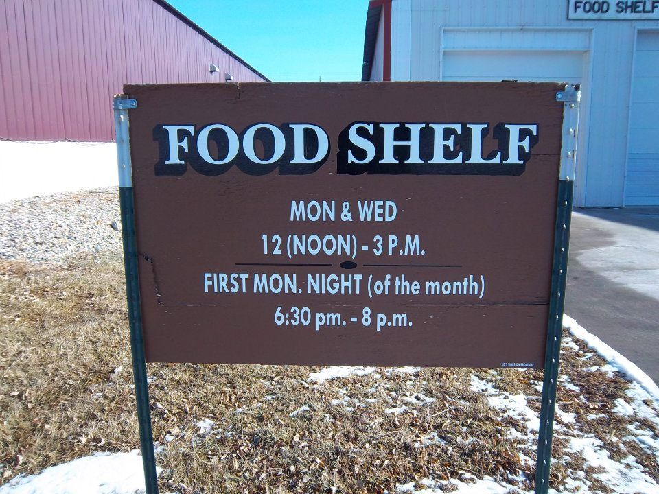 New Ulm Area Emergency Food Shelf